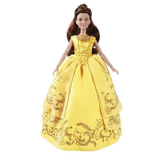 La Bella Y La Bestia Bella Vestido De Princesa
