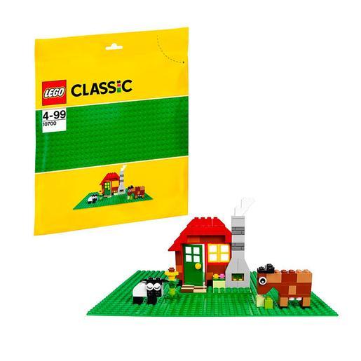 LEGO Classic - Base de Color Verde - 10700