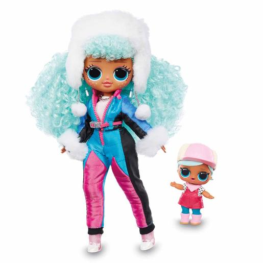 LOL Surprise - Icy Gurl - Muñeca Fashion OMG Winter Chill