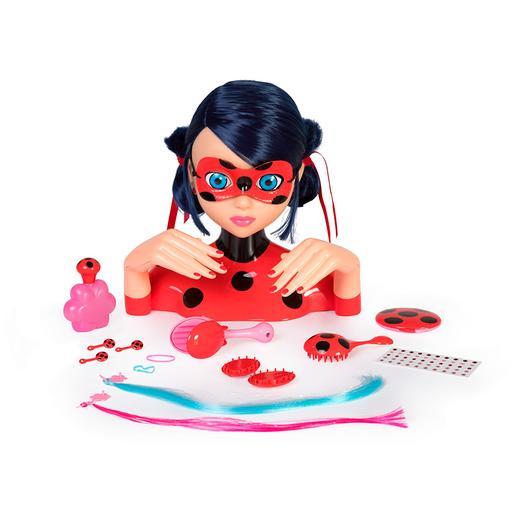 Ladybug - Busto Peinable Deluxe