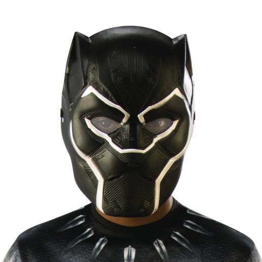 Los Vengadores - Máscara Infantil Black Panther Endgame