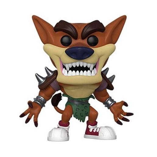 Crash Bandicoot - Tiny Tiger - Figura Funko POP