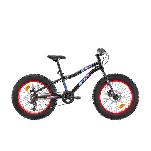 Bicicleta Fat Bike MonsterXRider 20 Pulgadas