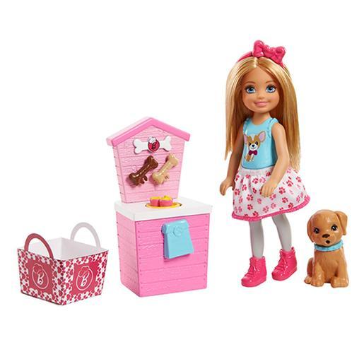 Barbie - Chelsea y su Perrito (varios modelos)