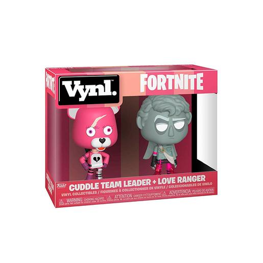 Fortnite - Team Leader y Love Ranger - Figuras Vinyl