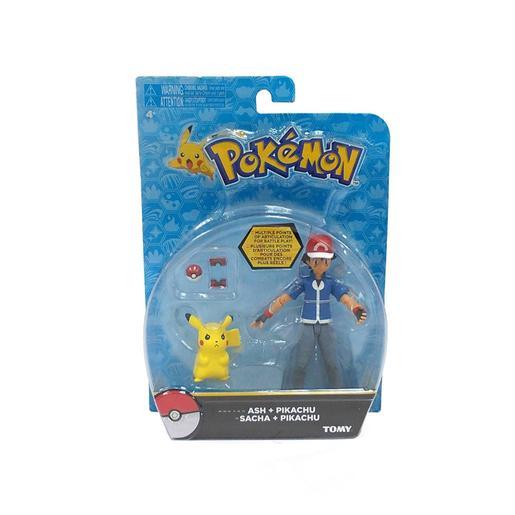Pokémon - Figura Hero (varios modelos)