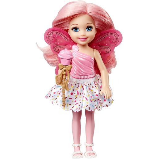 Barbie - Chelsea Hada Arcoíris Mágico (varios modelos)