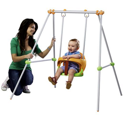Smoby - Columpio Baby Swing