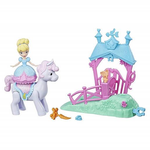 Princesas Disney - Cenicienta - Paseo a Caballo