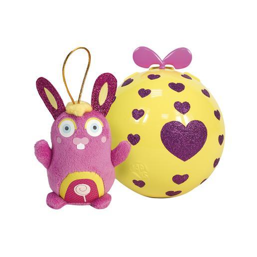 Clapis - Muñeco 12 cm - Miss Fluffy