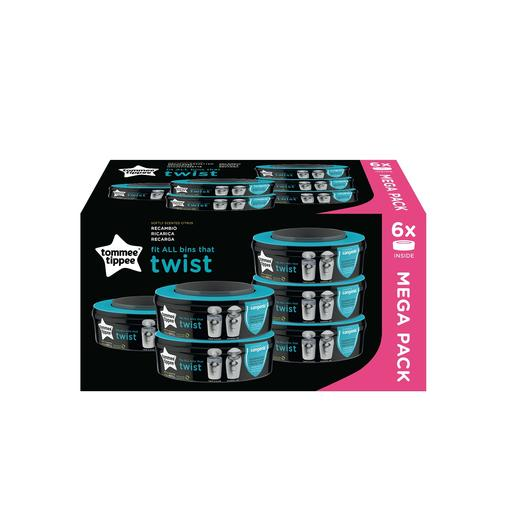 Tommee Tippee - Mega Pack de Recambios Twist and Click