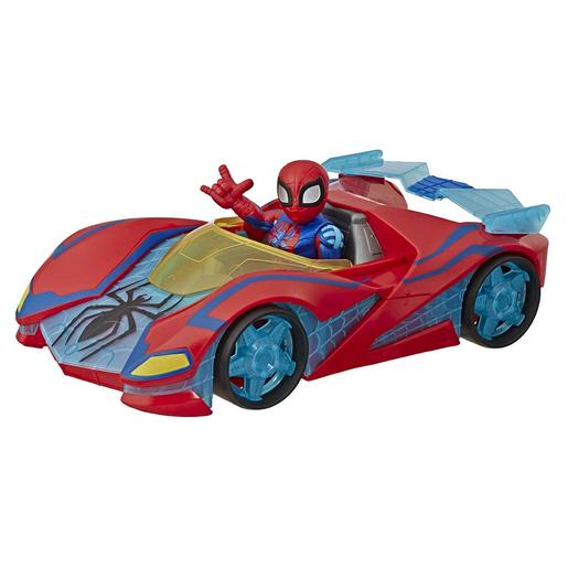 Marvel - Spider-Man y Aracno-Auto Super Hero Adventures