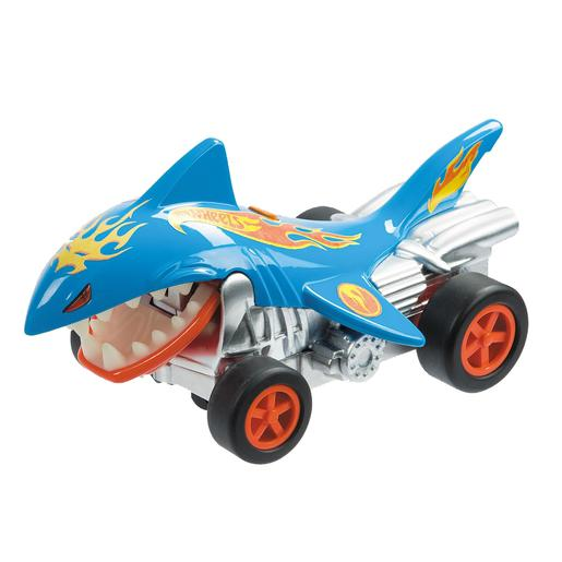 Hot Wheels - Shark Attack Radiocontrol con Luces