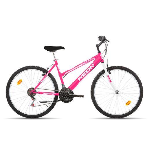 Avigo - Bicicleta Neón 26 Pulgadas Rosa