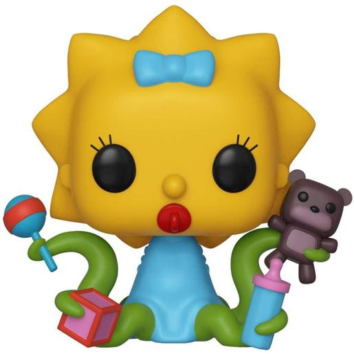 Los Simpsons - Maggie Alien - Figura Funko POP