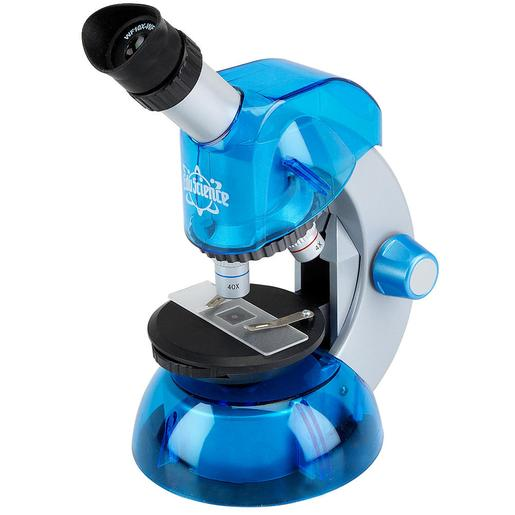 Edu Science - Microscopio M640x Azul
