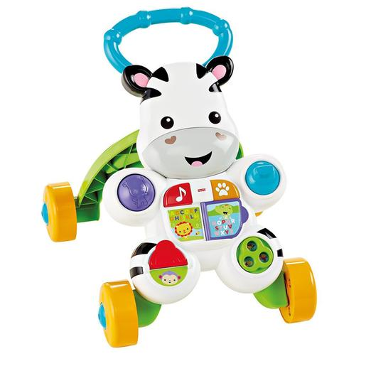 Fisher Price - Cebra Parlanchina Primeros Pasos