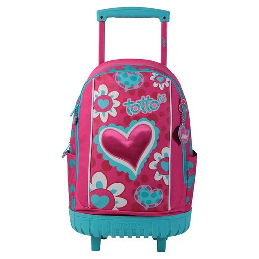 Totto - Trolley Infantil Hearty Rosa