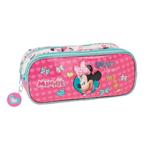 Minnie Mouse - Neceser 2 Compartimentos Minnie Happy Helpers