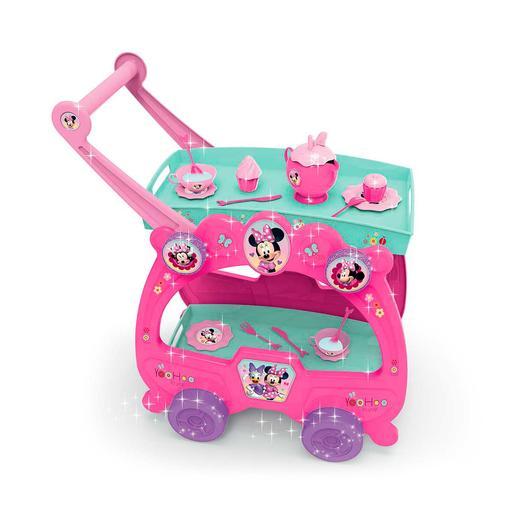 Minnie Mouse - Carrito de Té