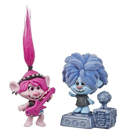 Trolls - Rock City - Figura Bobble Trolls 2