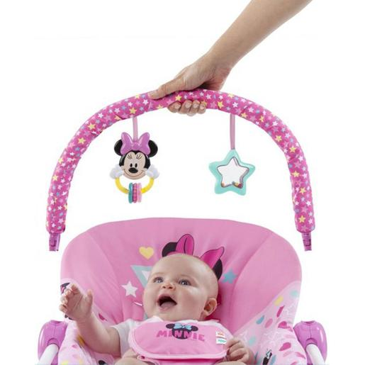 Disney Baby - Minnie Mouse Mecedora Evolutiva Estrellas y Sonrisas