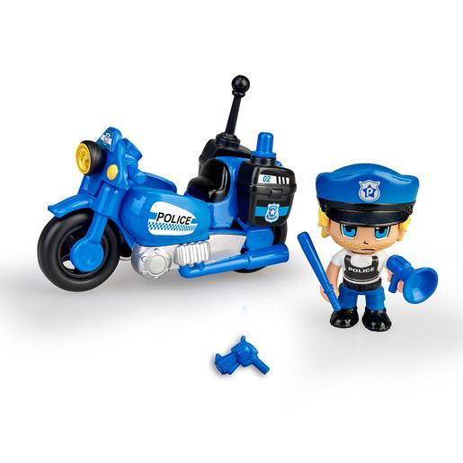 Pinypon - Moto de Policía Pinypon Action
