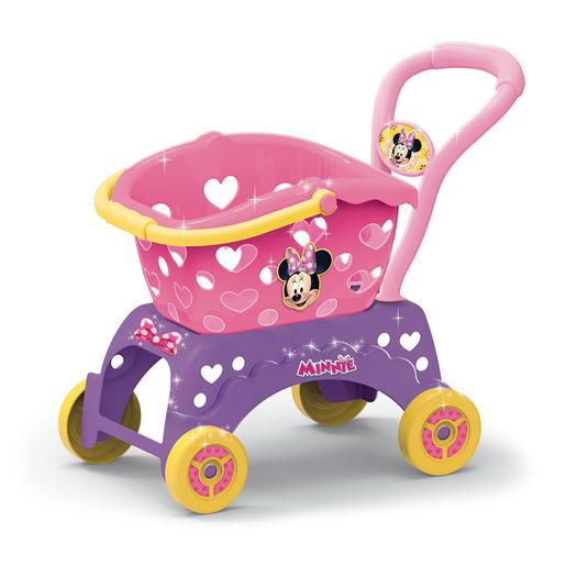 Minnie Mouse - Carrito de la Compra 2 en 1