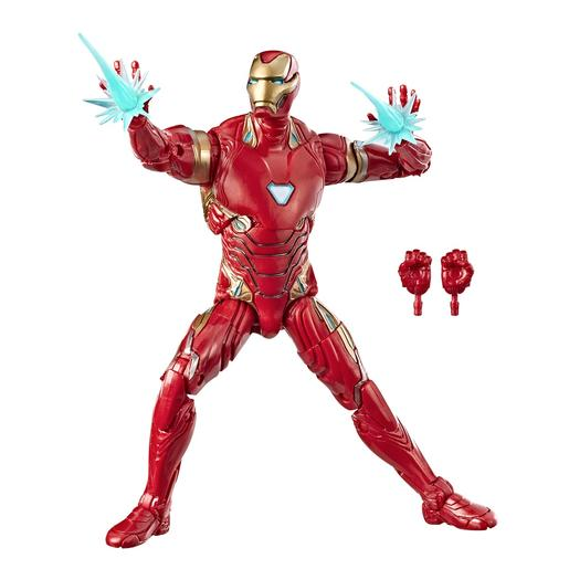 Los Vengadores - Iron Man - Figura Legends Series