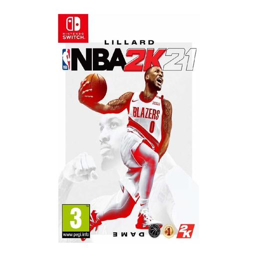 Nintendo Switch - NBA 2K21