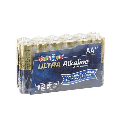 Ultra - Pack 12 Pilas AA Ultra Alcalinas