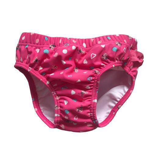 Babies R Us - Pañal Bañador Rosa 6-12 meses
