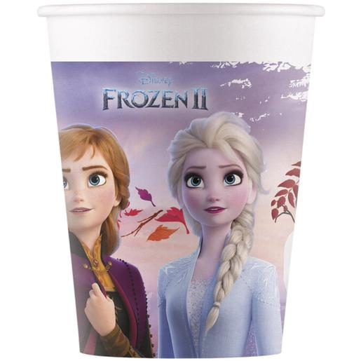 Frozen - Pack 8 Vasos Compostables Frozen 2