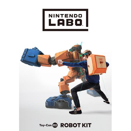 Nintendo Switch - Nintendo Labo - Kit Robot
