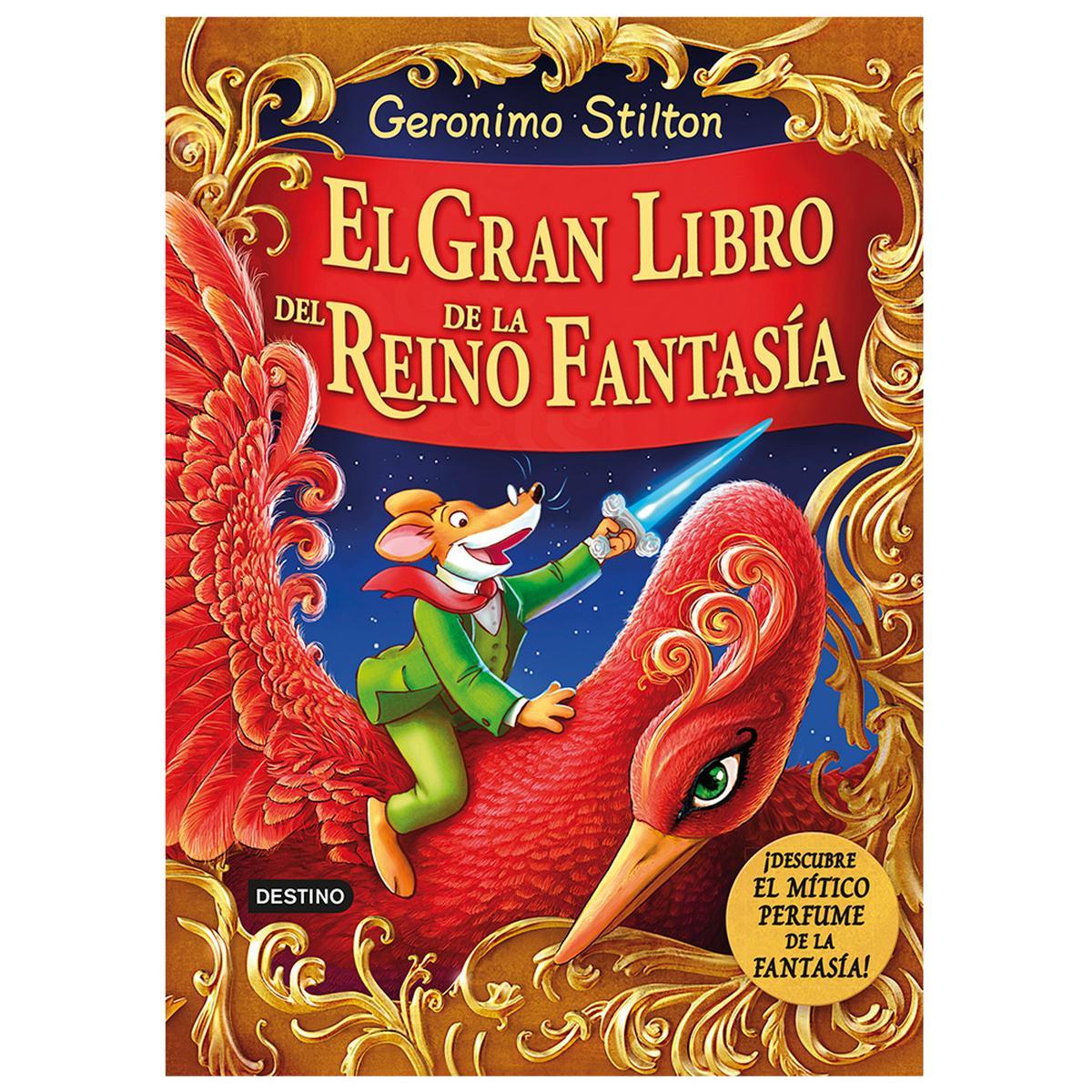 Geronimo Stilton - El gran libro del Reino de la Fantasía. IDK237140