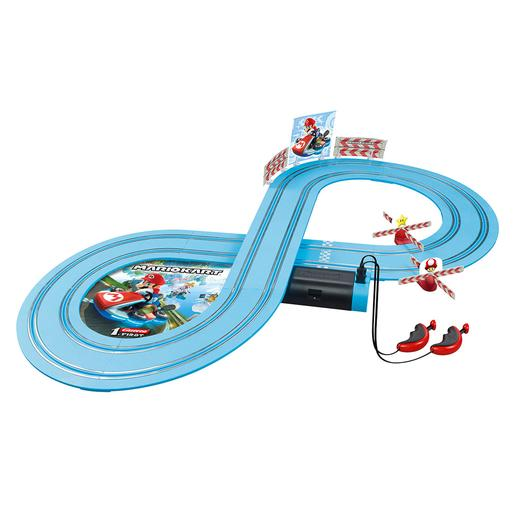 Carrera First - Circuito Mario Kart