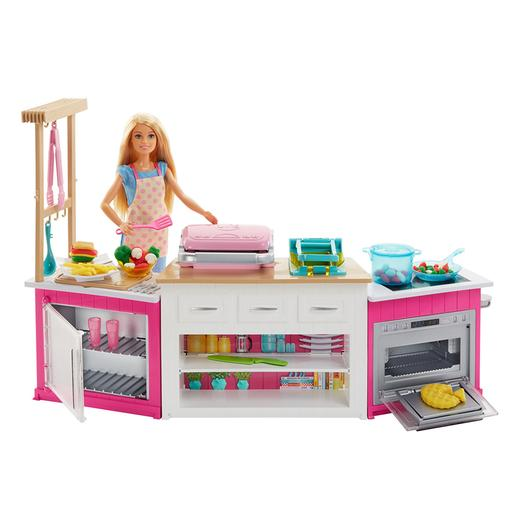 Barbie - La Cocina de Barbie Superchef