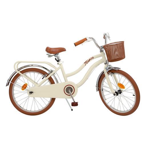 Bicicleta Vintage Marrón 20 Pulgadas