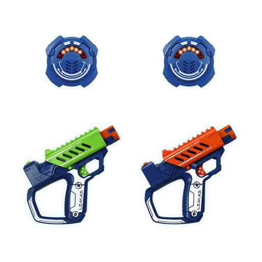 Lazer M.A.D - Set 2 Pistolas Battle OPS