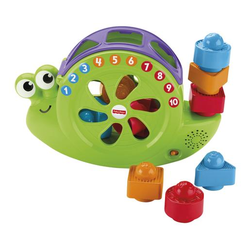 Fisher Price - Caracol Formas y Canciones