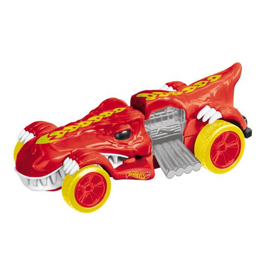 Hot Wheels - Pull Back Mighty Speeders (varios modelos)
