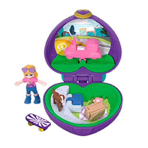 Polly Pocket - Mini Cofre (varios modelos)