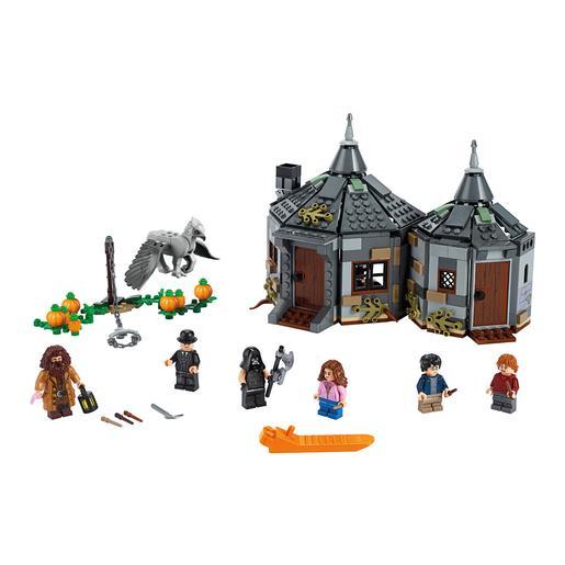 LEGO Harry Potter - Cabaña de Hagrid