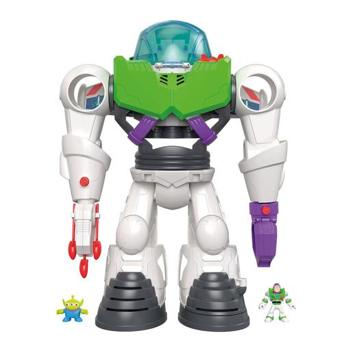 Toy Story - Imaginext - Robot Buzz Lightyear Toy Story 4