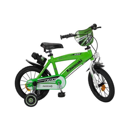 Bicicleta Kawasaki 14 Pulgadas
