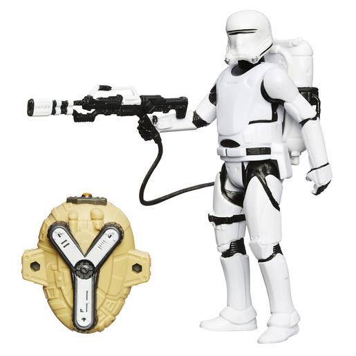 Star Wars - Figura Snow Desert Flametrooper