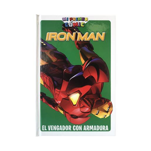 Iron Man - El Vengador con Armadura - Mi Primer Cómic