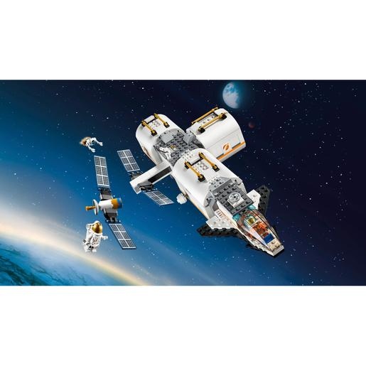 LEGO City - Estación Espacial Lunar - 60227
