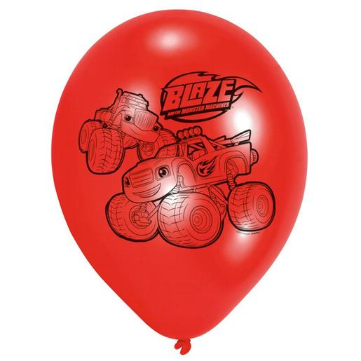 Blaze - Globos Blaze y los Monster Machines