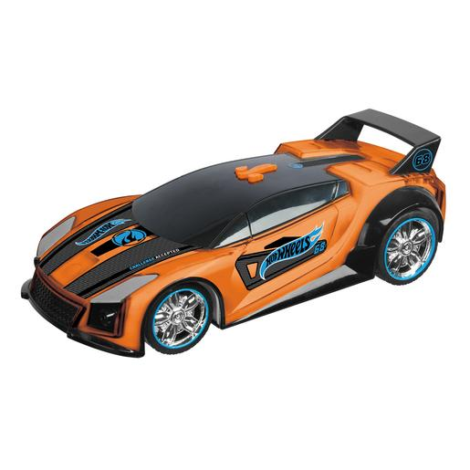 Hot Wheels - Spark Racer QuicknSik Luces y Sonidos